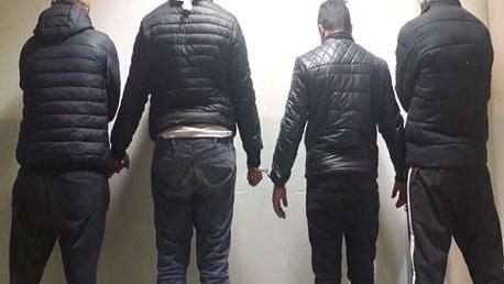 العمران: تفكيك شبكة مختصة في سرقة السيارات