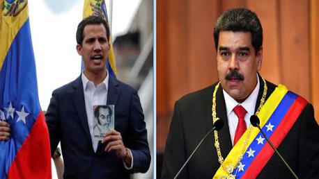 مادورو غوايدو