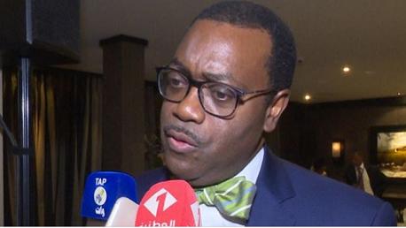 رئيس البنك الأفريقي للتنمية