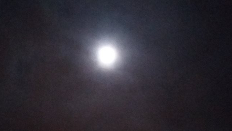 خسوف كلي للقمر