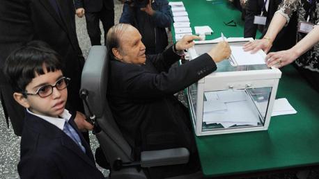 بوتفليقة انتخابات