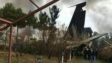 طائرة شحن طهران
