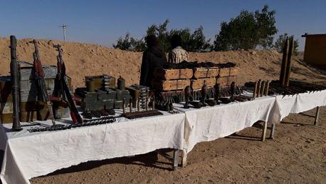 ارهابيان يُسلمان نفسيهما للجيش الجزائري