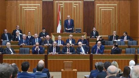 البرلمان اللبناني يمنح الثقة لحكومة الحريري بغالبية 110 أصوات
