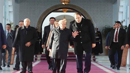 رئيس الجمهورية يُغار تونس في اتجاه أديس أبابا