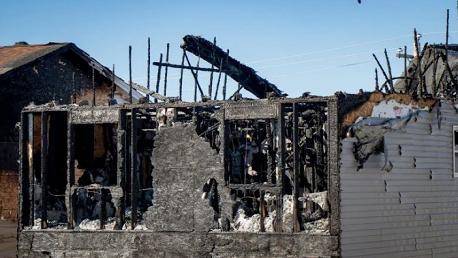 كندا.. حريق يودي بحياة 7 أطفال من عائلة سورية