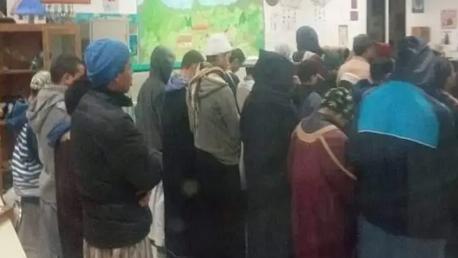 المدرسة القرآنية بالرقاب