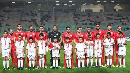 المنتخب الوطني تونس