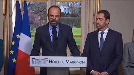 """رئيس الوزراء الفرنسي """"إدوار فيليب"""""""