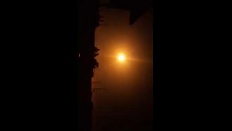 الدفاع الجوي السوري تصدّى لعدوان صهيونيحلب وتسقط عدداً من الصواريخ