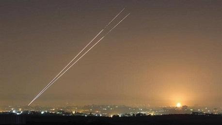 قصف صهيوني على غزة