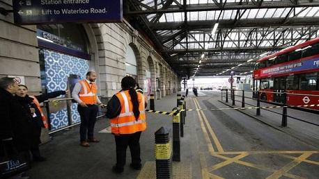 العثور على طرود مفخخة في مطارين ومحطة قطارات في لندن