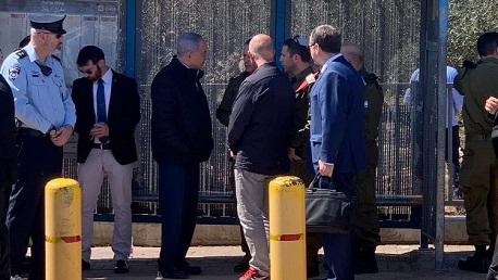 ردًا على عملية سلفيت: نتنياهو يهدد بهدم منزل المشتبه فيه