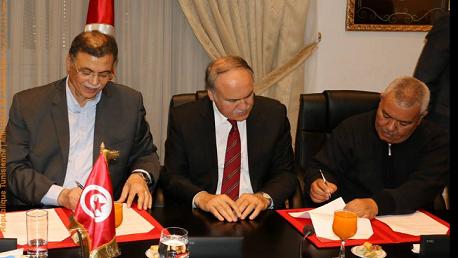 توقيع اتفاقية تفاهم بين وزارة التربية والجامعة العامة للتعليم الأساسي