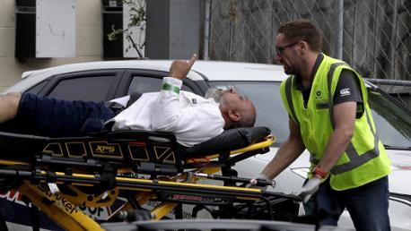 هجوم على مسجد نيوزيلندا