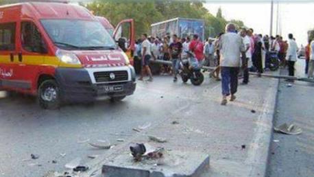 سوسة: وفاة تلميذ بكالوريا بعد سقوطه من نافذة السيارة