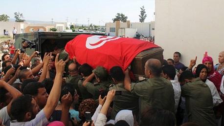 ضحايا الاعتداءات الإرهابية تونس