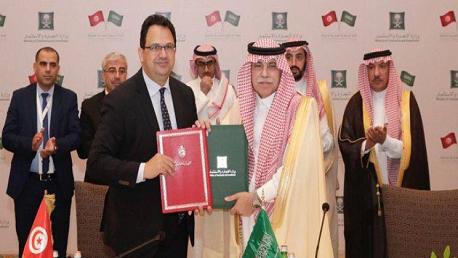 اللجنة المشتركة التونسية السعودية:خطوة جديدة نحو مزيد تطوير التعاون الثنائي