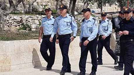 شرطة الاحتلال الصهيوني