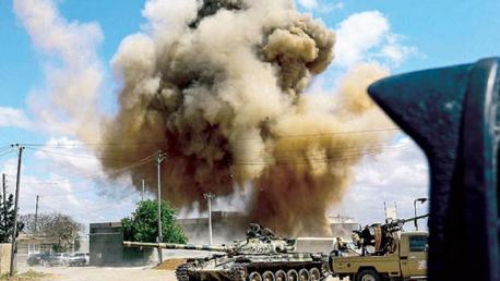 معارك طرابلس