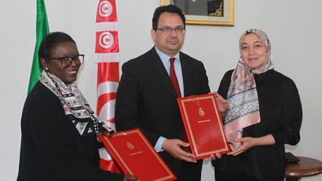منح تونس هبة بقيمة 8 ملايين دينار لدعم تشغيل الشباب
