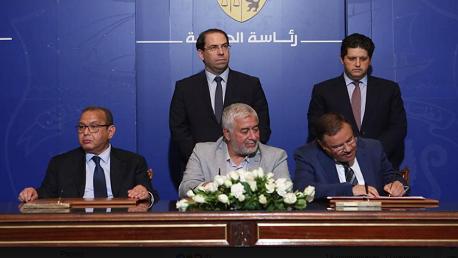 توقيع ميثاق شراكة بين القطاعين العام والخاص للنهوض بمنظومة الألبان 2019 -2025