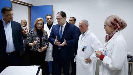 انطلاق تنفيذ الخطة العاجلة التي وضعتها الحكومة في قطاع الصحة العمومية