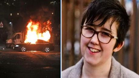 في حادث إرهابي: مقتل صحفية بإيرلندا الشمالية