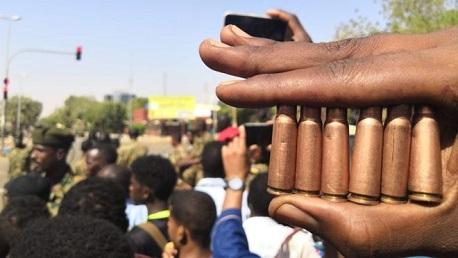 سماع دوي إطلاق نار داخل مقر قيادة الجيش السوداني بالخرطوم