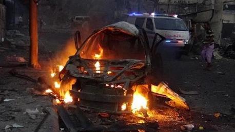 قتلى وجرحى في تفجير انتحاري استهدف حيا ذو أغلبية شيعية