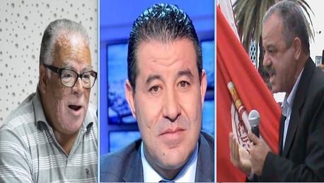 وسام السعيدي و رضا بوزريبة و رضا بوزريبة