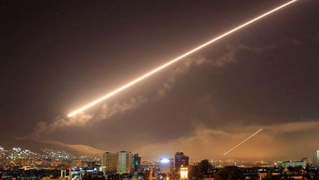 قصف صهيوني يستهدف موقعا عسكريا بسوريا