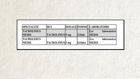 وزارة الصحة تسحب كافة دفعات أدوية ''تاكروليميس'' 5