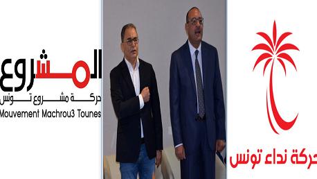 مشروع نداء تونس القطي