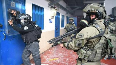 """الاحتلال يقلص 50% من """"كانتين"""" الاسرى كما ونوعا"""