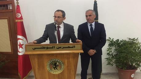 وزير الداخلية يدعو وحدات الحرس للتوقّي من جميع التّهديدات الإرهابيّة