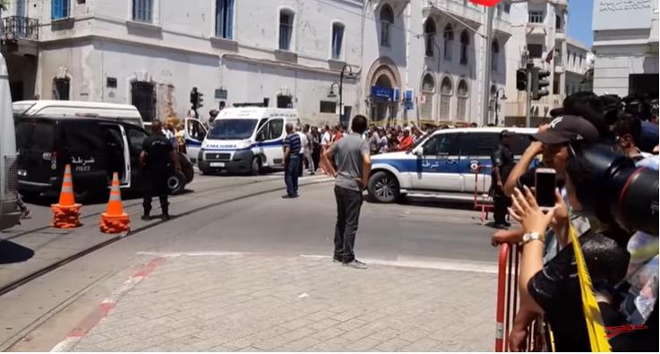 """تنظيم """"داعش"""" يتبنى الهجومين الإرهابيين في تونس"""