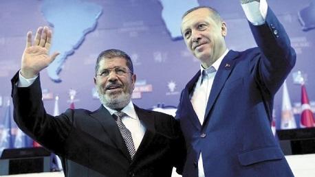 أردوغان مرسي