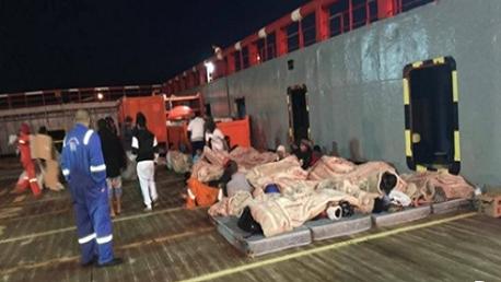 خلال الساعات القادمة: ترحيل المهاجرين العالقين قبالة سواحل جرجيس إلى بلدانهم