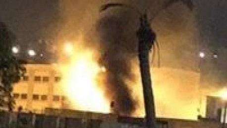 ليبيا: تفجير إرهابي جديد يستهدف مركزاً للشرطة بدرنة