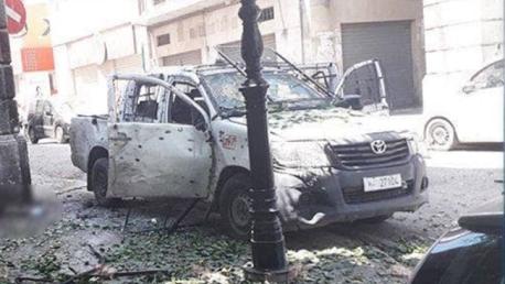 التعرف على هوية منفذ التفجير الانتحاري بنهج شارل ديغول