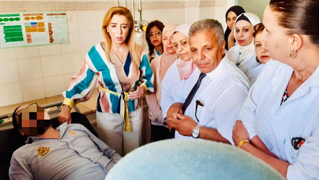 وزيرة الصحة: سيتم بالتنسيق مع الداخلية اتّخاذ كلّ الوسائل لتأمين سلامة العاملين بالمؤسّسات الصحيّة ضدّ كلّ أشكال الاعتداءات
