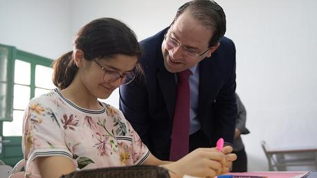 رئيس الحكومة: لأول مرة في تونس ارسال امتحانات البكالوريا الكترونيا