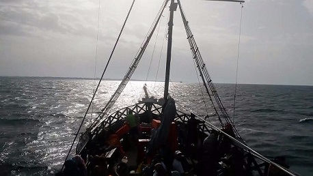 جزيرة قوريا: إيقاف 15 تونسيا كانوا يعتزمون الهجرة خلسة