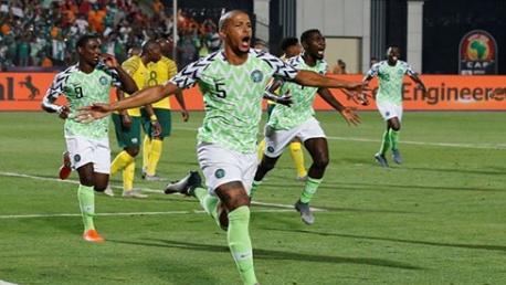 نيجيريا تُبدّد آمال جنوب إفريقيا وتبلغ الدور نصف النهائي