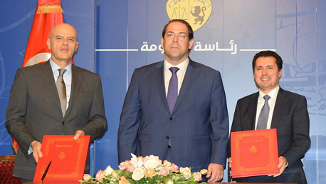 اتفاقية جديدة تمتد على 10 سنوات بين تونس ومجمع آني الايطالي توفر حوالي 500 مليون دينار سنويا كايرادات للدولة التونسية