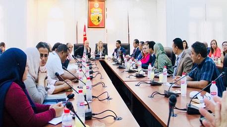 المجلس الجهوي للصحة الخاص بولاية منّوبة