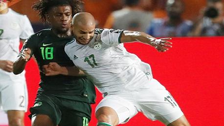الجزائر في نهائي الكان