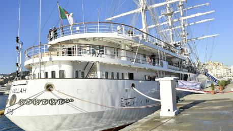 سفينة ملاح الجزائرية
