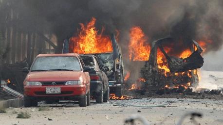 ليبيا: قتلى وجرحى في انفجار سيارة مفخخة بمقبرة الهواري
